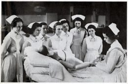 Nurses Lounge Image