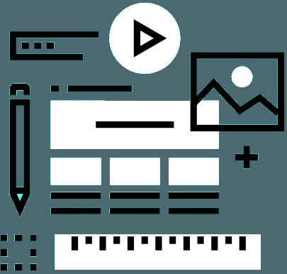UI / UX Design and Development Icon