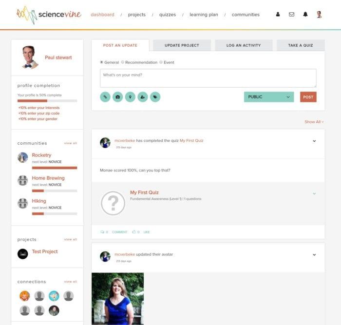 Science Literacy Tool   Arck Interactive